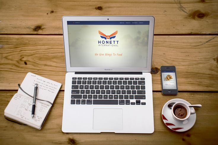 Honett International - We Give Wings To Food |  http://www.honett-int.com/