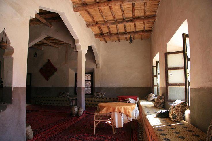 Terrasse des Délices, Oasis Fint, Hotel Ouarzazate Morocco Maroc Marruecos | Flickr - Photo Sharing!