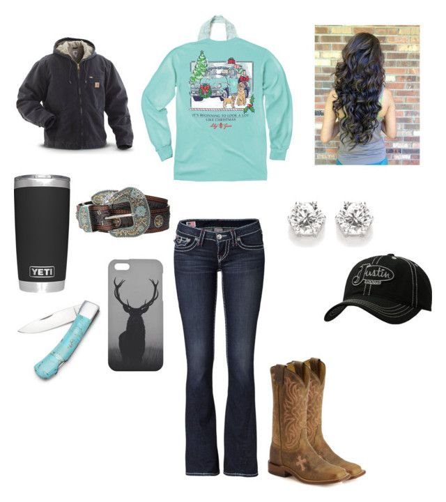 """""""Merry Christmas Everyone!"""" by babyinblue on Polyvore featuring True Religion, Free People, M&F Western, Tony Lama, Justin Boots, Mr. Gugu & Miss Go, BillyTheTree and Surfer Girl"""