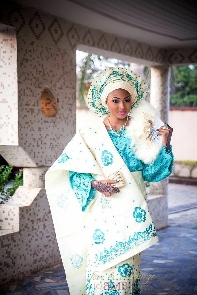 Amina & Nas's gorgeous wedding | Mofe Bamuyiwa Photography