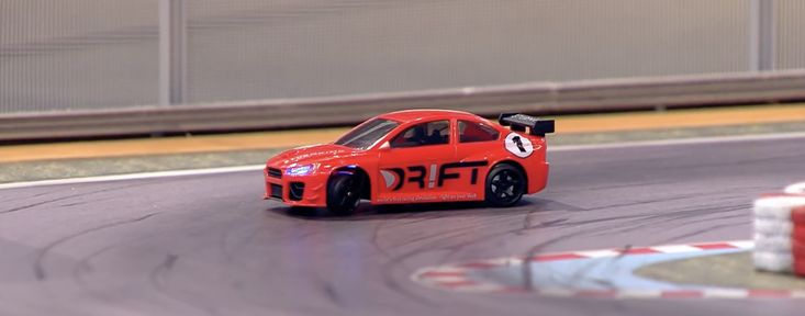 """Wird dieses driftende Spielzeugauto das """"Ding des Jahres""""? #DR!FTRacer #DasDingdesJahres #Driften   #Das Ding des Jahres #DR!FT Racer #Driften #Modellauto #ProSieben #Spielzeugauto #Stefan Raab"""
