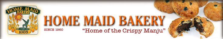 Welcome to Home Maid Bakery! Home of the Crispy Manju. http://www.listgirl.com/2013/12/wed-1218-iao-valley-magic-show.html