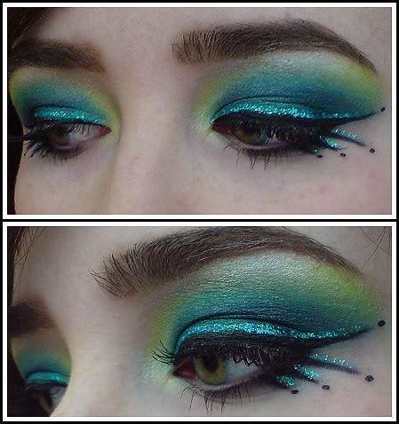 Bout makeup