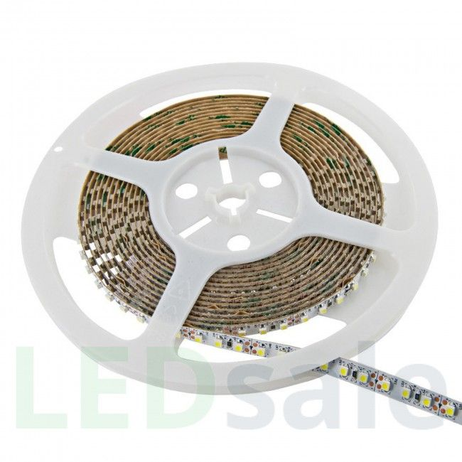 Vattentät 5m LED-List (60 LED/m, 3,6W/m)
