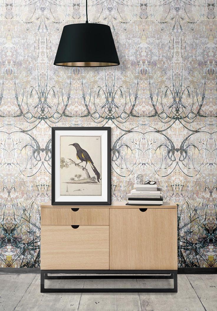 Ramose Designer Wallpaper From Simcox Designs