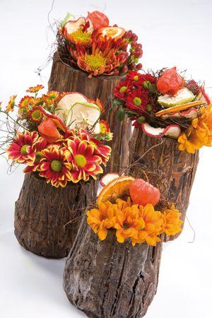 JustChrys - Inspiration: überraschende Chrysanthemen-Arrangements