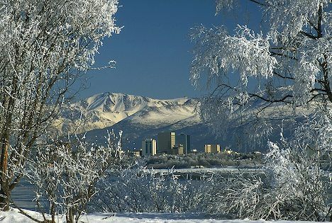 Anchorage, Alaska.... Still cannot beleive I live here getting much better after 2nd winter