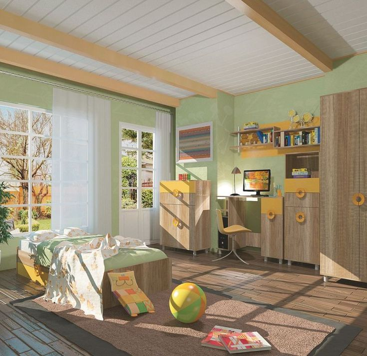 Детская комната Hobby набор, купить мебель для детской комнаты в Броварах, Киев, Белая Церковь, низкая цена