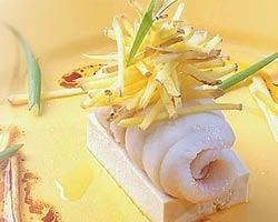 Ingerfærdampet filet af søtunge