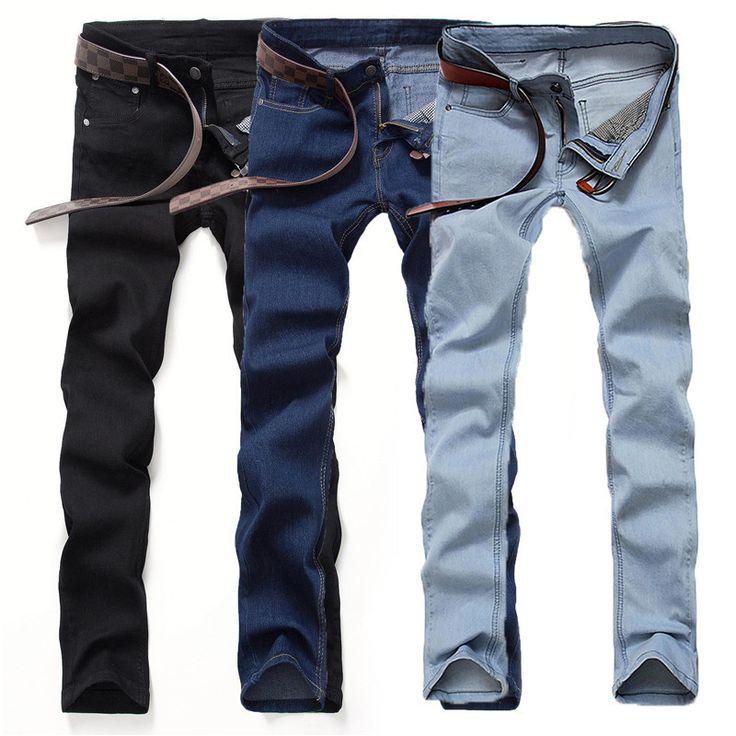 *online exclusive* men's slim jeans