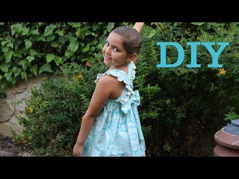 Vestido Lucia: Patrones de niña. - Patronesmujer: Blog de costura, patrones y telas.