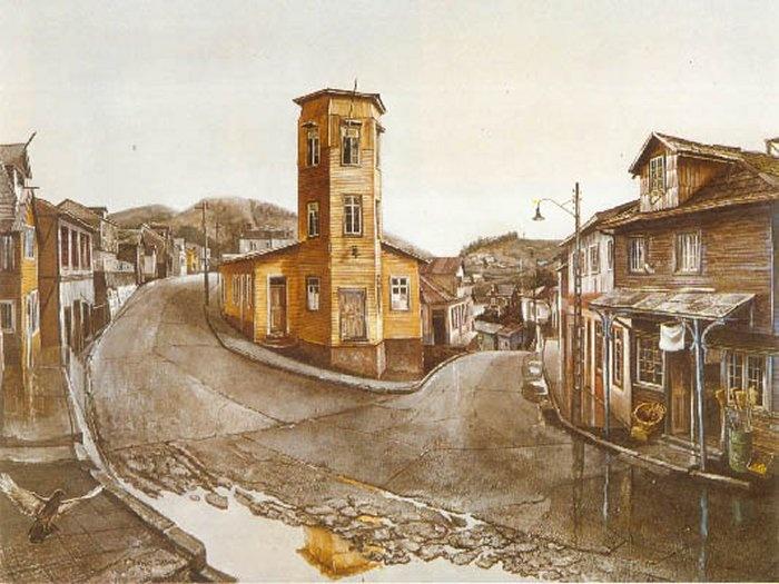 Corral. Thomas Daskam, 1972