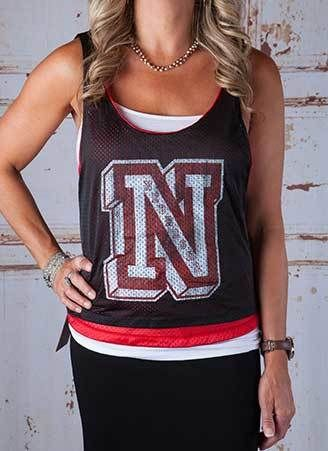 Reversible Husker Jersey, $36.00 http://www.shopallurefashions.com/online-store.html#!/~/product/category=6321715&id=38839477