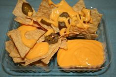 "Gluten-Free ""Dude Food"" (a.k.a. Concession Stand Nachos) 