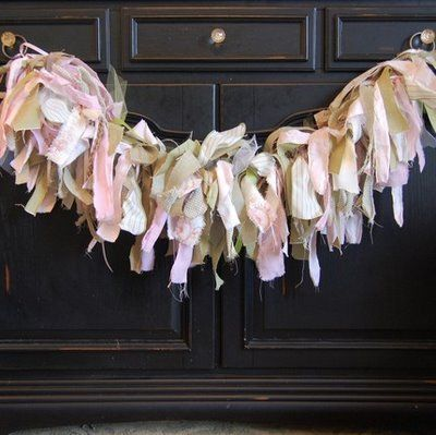 How to Make a Ragamuffin Garland