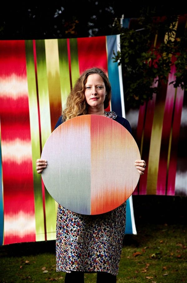 Colour Play at CDW 2014 with artist Ptolemy Mann and Johnson Tiles | Creative Boom Magazine