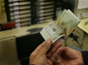 El tipo de cambio Fix para este lunes es de 16.9044 pesos por dólar, con una depreciación de 1.4 por ciento. Foto: Getty 7DIC2015