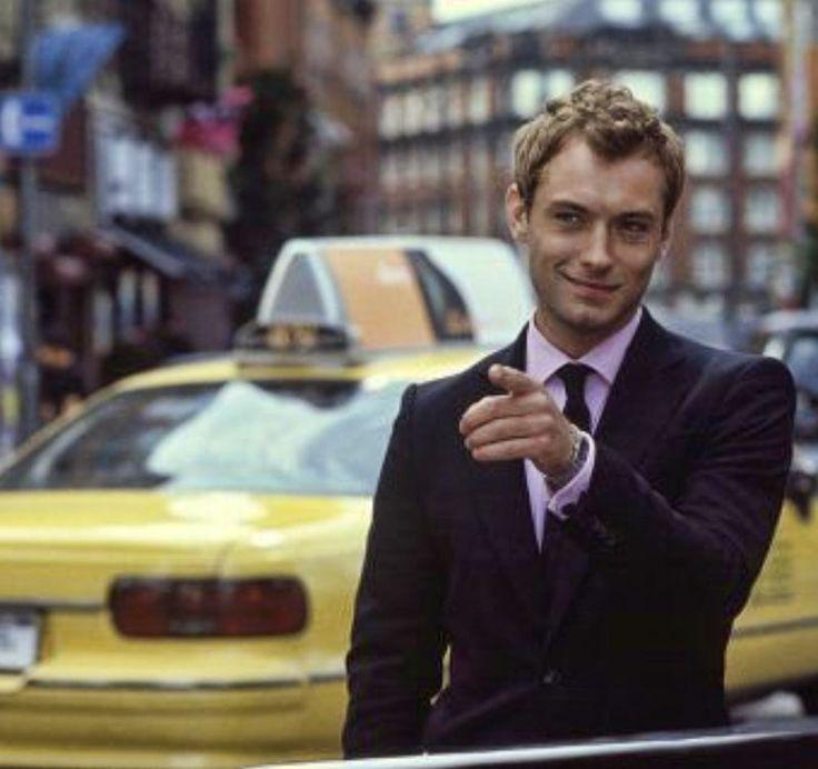 """Jude Law en """"Alfie"""", 2004"""