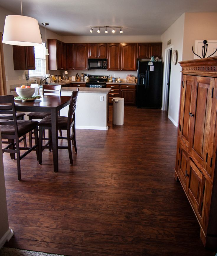 Wonderful Pergo Highland Hickory: My Flooring Throughout Most Of The House