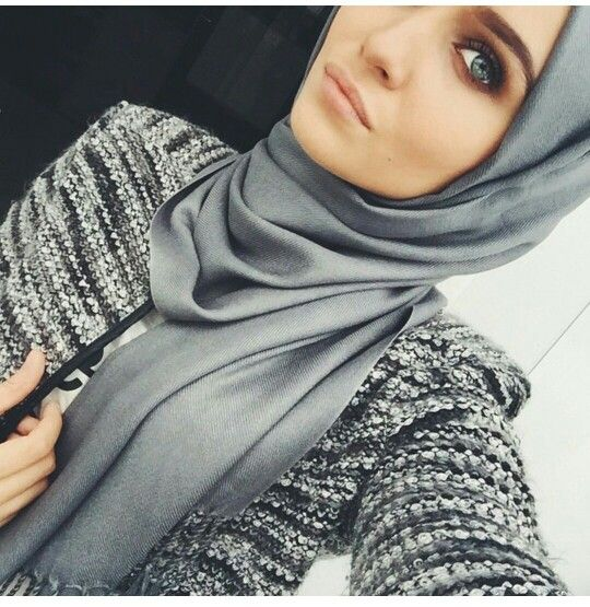 ♡ SecretGoddess ♡ www.pinterest.com/secretgoddess/ hijab fashion