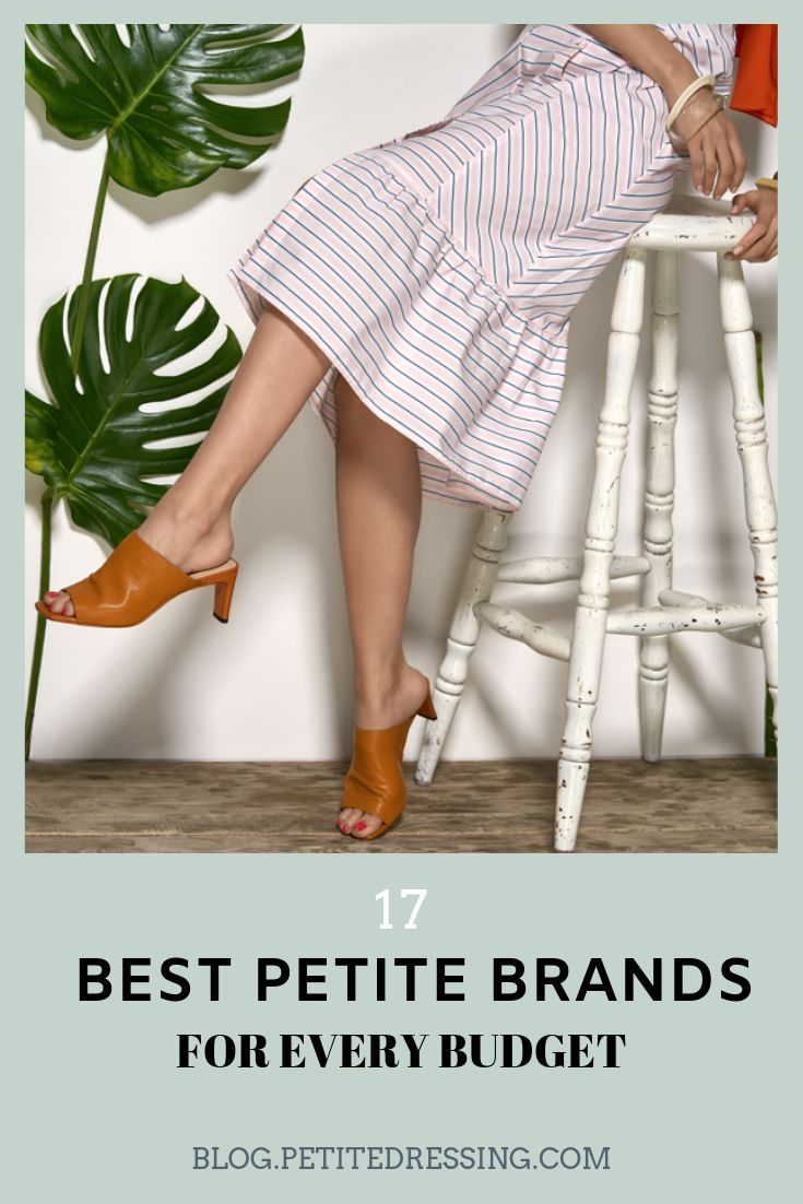 55503cd8cc38f The best petite clothing brands for short women of every budget.