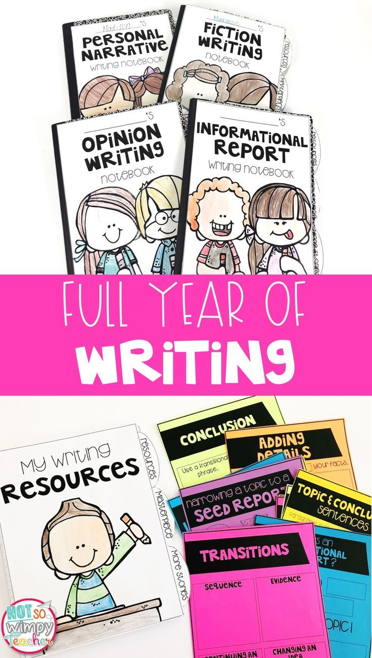 This writing workshop resource will make teaching writing so much easier! This is a full year resource with everything you need to teach personal narrative, fictional narrative opinion and informational report writing. These units of study include lesson plans, mentor text passages, anchor charts, student notebook graphic organizers, task cards and more!