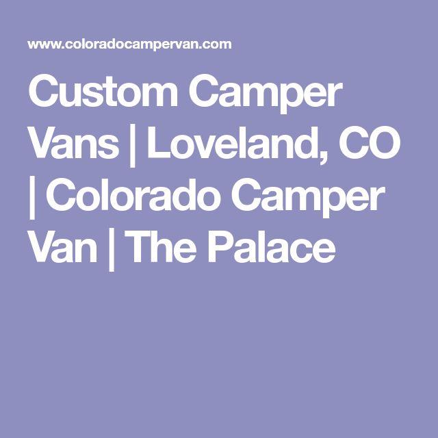Die Besten 25 Van Conversion Colorado Ideen Auf Pinterest
