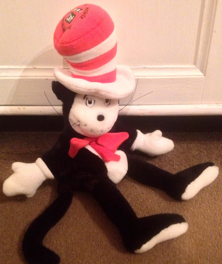Cat in the hat hand puppet | Puppets | Pinterest | Cats ...