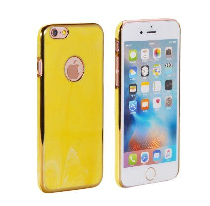 PhoneStar Premium Marmor Design Hardcase Handyhülle Schutzhülle Case Backcover für Apple iPhone 6, iPhone 6s in gelb für 12,95 € #yellow #sonnenblume #sonne #sommer #iPhone #iP6 #sytleoftheday #starlight #shinebrightlikeadiamond #phonestar #beaphonestar