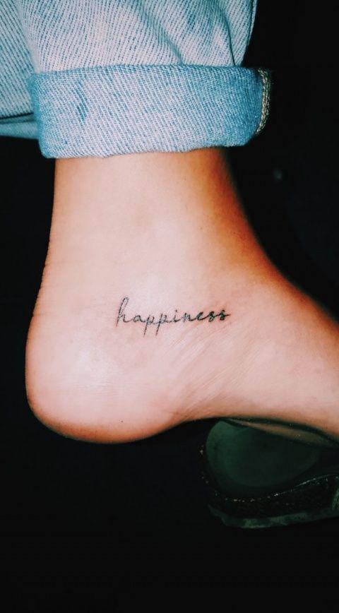 VSCO – sweetlifeee #tattoos #small #minimalist #ideas #meaningful  – Tattoos –  … – Tätowierung