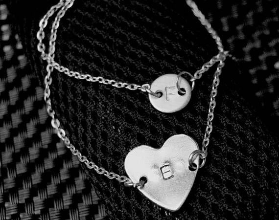 @norabeelove instagram #layerednecklace #himandher #couplegift #newlywedgifts #bridesmaids #bridesmaidgifts #forwedding #wedding #weddingaccessories  #etsyfinds #engravings #initialnecklace #necklaces #jewellery #etsyjewelry #etsyowner #etsylove #iloveyou https://www.etsy.com/uk/listing/578697744/layered-necklace-set-initials-necklace?ref=shop_home_active_5