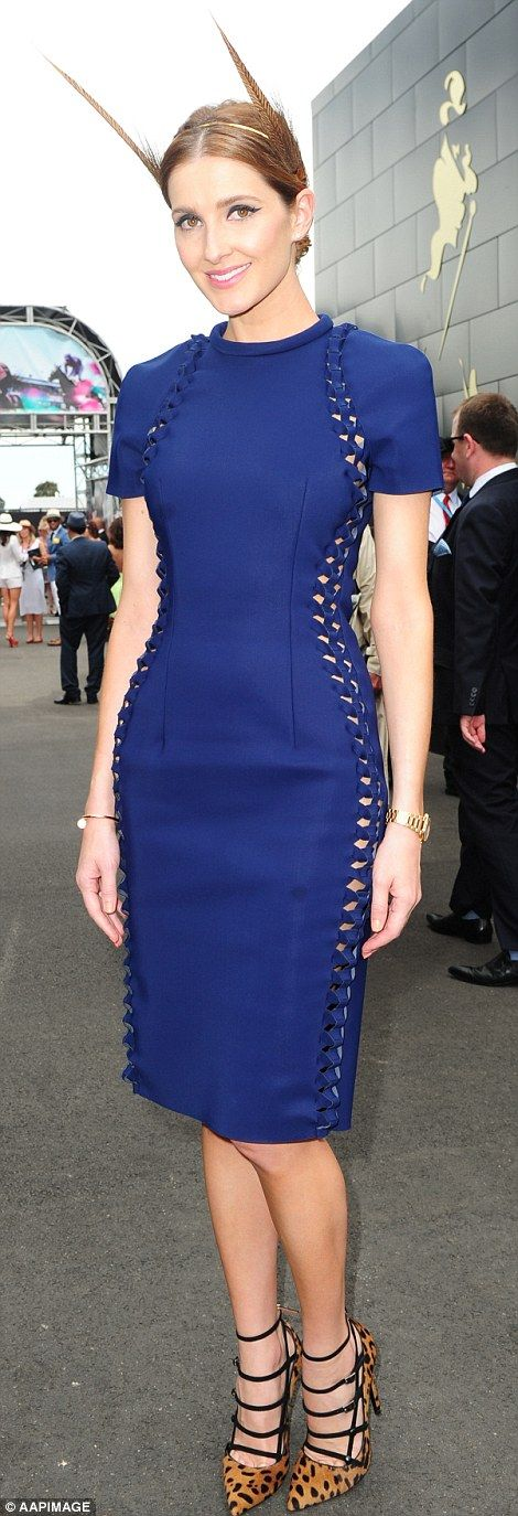 Kate Waterhouse: Melbourne Cup 2014
