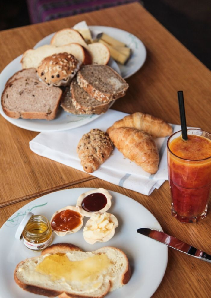 Bern / Sonntags brunchen im tibits - Tibits - Vegetarian Restaurant Bar Take Away Catering