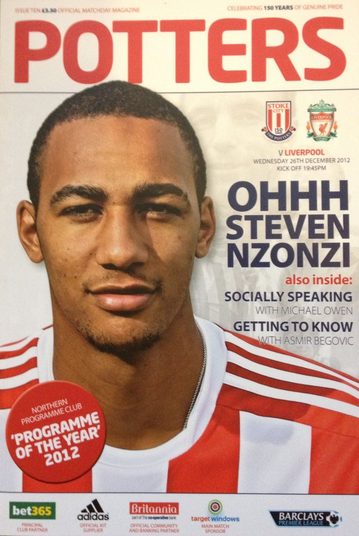 26/12/2012 Stoke City v Liverpool