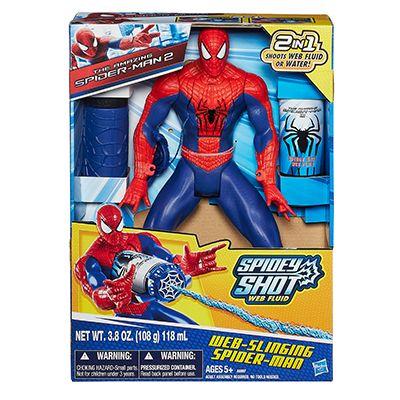 Spiderman Spidey shot. 29.99$ Achetez-le info@laboiteasurprisesdenicolas.ca 450-240-0007