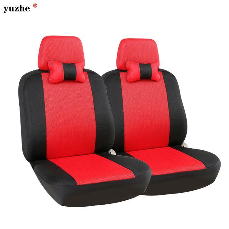 Yuzhe Universal car seat covers For Toyota Volkswagen Suzuki Kia Mazda Mitsubishi Subaru Honda Audi Nissan Hyundai accessories  #Affiliate