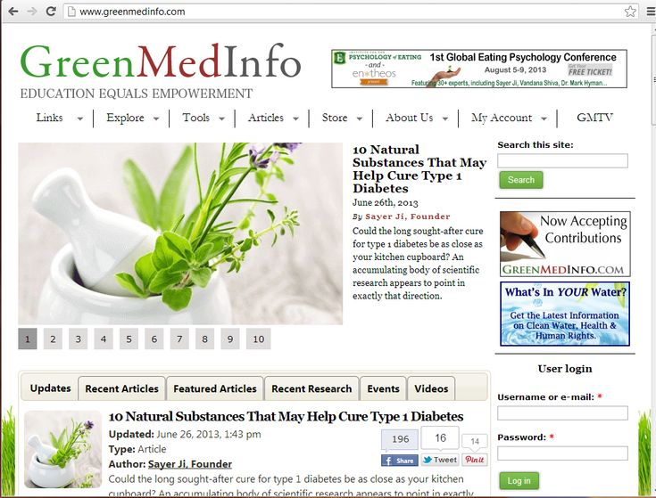Did you know that behind the articles, videos and memes, Greenmedinfo.com is the world's most widely referenced evidence-based natural medicine resource with 23,000 abstracts free to view by anyone in the world with internet access?