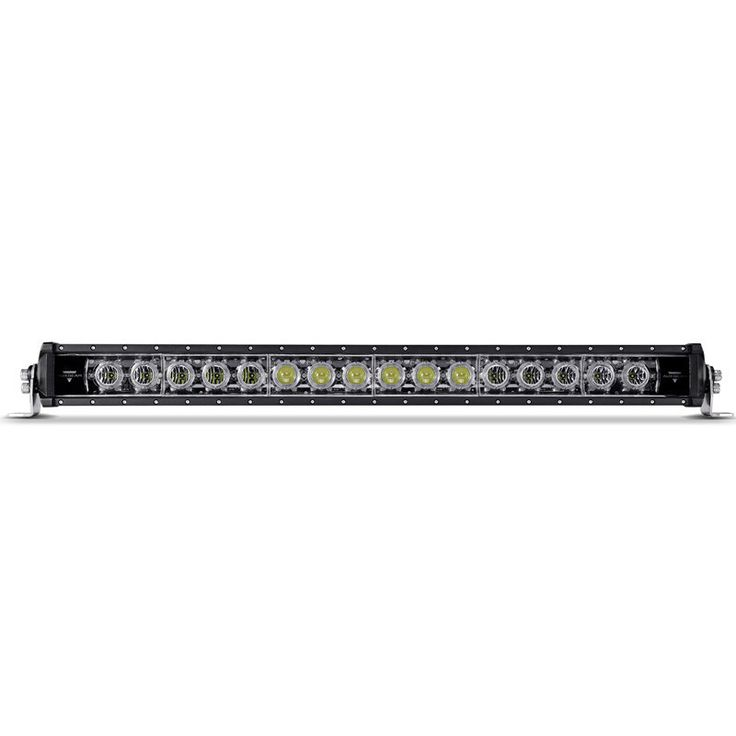 Auxbeam Aux-Trend Series 30 Inch 112W Combo Single Row Light Bar With Green Atmosphere Light (Single Row Light Bar With Green Atmosphere Light)