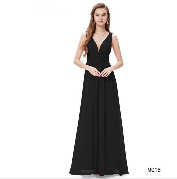 Elegantní večerní šaty – společenské šaty černé + POŠTA ZDARMA Na tento produkt se vztahuje nejen zajímavá sleva, ale také poštovné zdarma! Využij této výhodné nabídky a ušetři na poštovném, stejně jako to udělalo již …