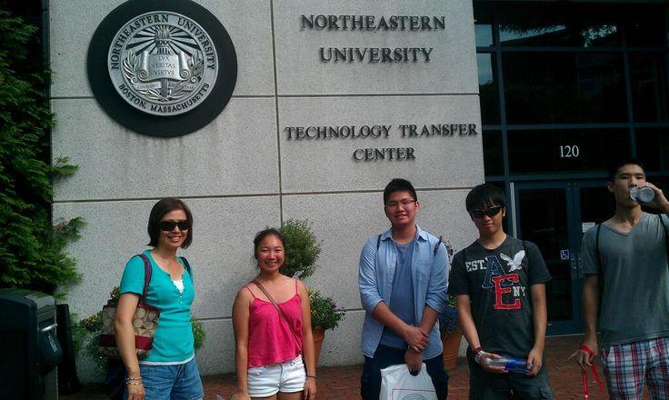 Northeastern Campus Tour Dates