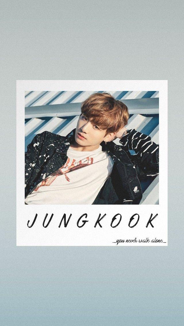 Jungkook BTS kpop lockscreen