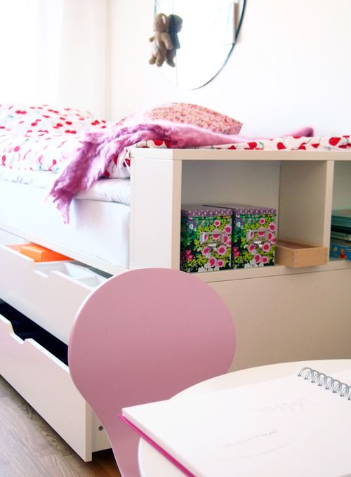 Hitta hem | Barnrum säng med förvaring