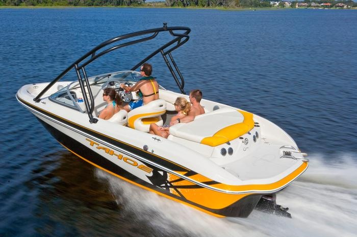 TAHOE Boats : Runabout Boats : 2012 Q7i Description