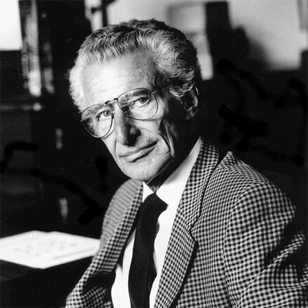 Harry Mulisch, Dutch writer (1927-2010)