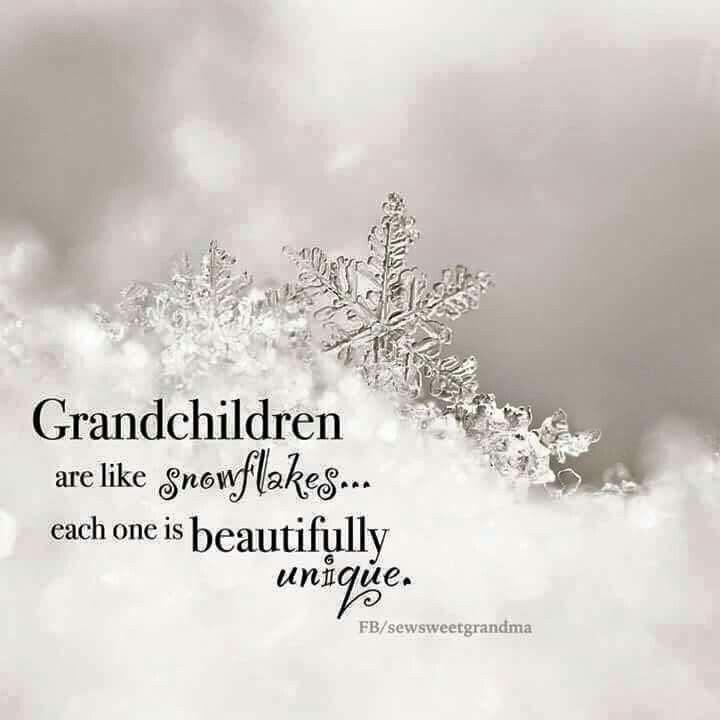 """""""Grandchildren are the crown of grandparents..."""" Proverbs 17:6"""