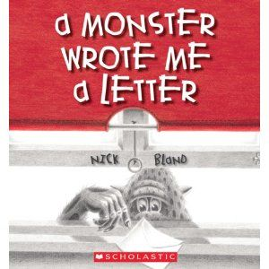 A Monster Wrote Me A Letter: Amazon.ca: Nick Bland: Books NSW English Syllabus Suggested Texts S1