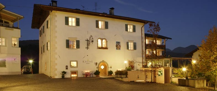 ALDEIN GASTHOF HOTEL KRONE