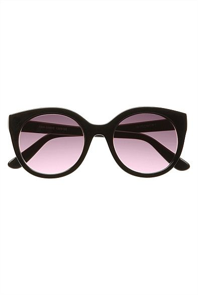 Ann-marie Super Round Sunglasses