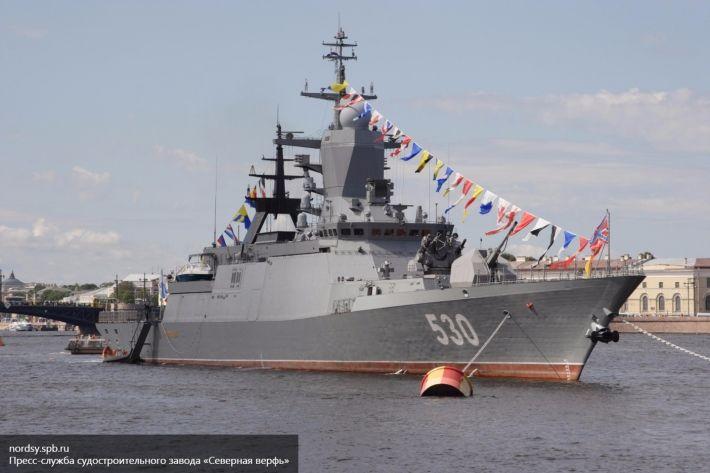 Военно-морские силы США и России: кусающийся «москит»