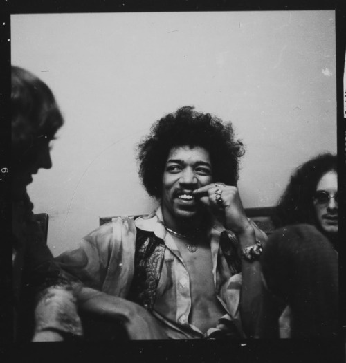 "Saw him live in Houston in '67. ""Are You Experienced?""  Hell yeah, now that it's 2012."